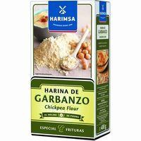 Harina de garbanzo HARIMSA, caja 400 g