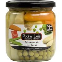 Menestra de verdura PEDRO LUIS, frasco 210 g