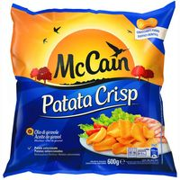 Patatas onduladas Crisp MCCAIN, bolsa 600 g