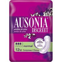 Compresa normal AUSONIA Discreet, paquete 12 uds