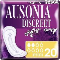Compresa mini AUSONIA Discreet, paquete 20 uds