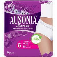 Pants Talla M AUSONIA Discreet, paquete 9 unid.