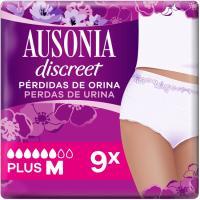 Pants Talla M AUSONIA Discreet, paquete 9 uds