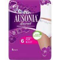Pants Talla G AUSONIA Discreet, paquete 8 unid.