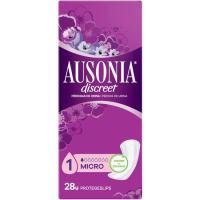 Compresa micro AUSONIA Discreet, paquete 28 unid.
