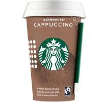Café capuccino STARBUCKS, vaso 220 ml