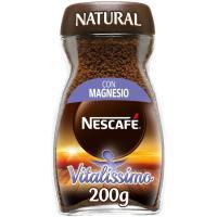 Café soluble natural NESCAFÉ Vitalissimo, frasco 200 g