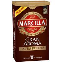 Café molido Gran Aroma MARCILLA, clic pack 250 g