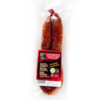Chorizo casero con salsa pimiento OROZKO, sarta 250 g