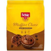 Muffins de choco SCHAR, paquete 260 g