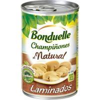Champiñón al natural laminado BONDUELLE, lata 170 g