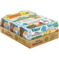 Tarrito selección multifrutas NESTLÉ Naturnes, pack 6x200 g
