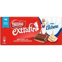 Chocolate la lechera NESTLÉ, tableta 120 g
