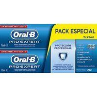 Dentífrico ORAL-B Pro-Expert, paxk 2x75 ml