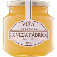 Mermelada de piña LA VIEJA FABRICA, frasco 350 g
