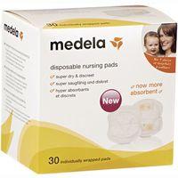 Discos absorbentes desechables MEDELA, caja 30 unid.