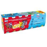 Actikids de fresa-plátano ACTIMEL, pack 14x100 g