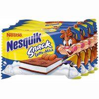 Snack de leche NESQUIK, pack 4x26 g