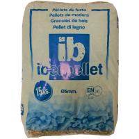 Pellet, saco de15 Kg