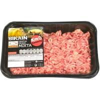 Picada mixta de vacuno-cerdo BIKAIN, bandeja aprox. 450 g