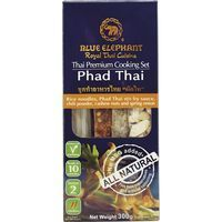 Blue Elephant Cooking Set Pad Thai BLUE ELEPHANT, caja 300 g