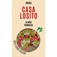 Farfalle Verdi-Bianche-Rosse LOS LOSITOS, paquete 250 g