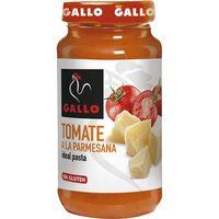 Salsa para pasta parmesana GALLO, frasco 400 g