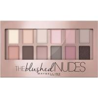 Sombra de ojos Patellet Te Blus. Nudes MAYBELLINE, pack 1 unid.