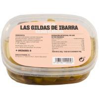 Gilda de anchoa ZUBELZU, tarrina 90 g