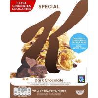 Cereales con chocolate KELLOGG`S Special K, caja 375 g