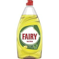Lavavajillas a mano concentrado limón FAIRY, botella 780 ml