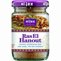 Hanout Seasoning ALFEZ, frasco 42 g