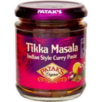 Pasta Tikka Masala PATAK`S, frasco 165 g