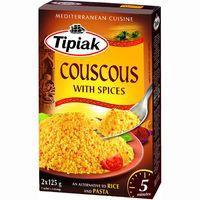 Couscous Du Monde TIPIAK, caja 250 g