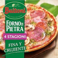 Pizza Forno Di Pietra 4 Stagioni BUITONI, caja 355 g