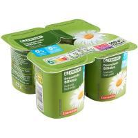 Biactive 0% natural EROSKI, pack 4x125 g