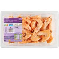 Langostino cocido 30-40 EROSKI, bandeja 900 g