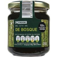 Miel del bosque EROSKI, frasco 250 g