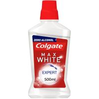 Enjuague bucal Max White Instant COLGATE, botella 500 ml
