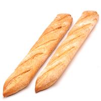 Baguette Parisien EROSKI, 2 unid., 440 g