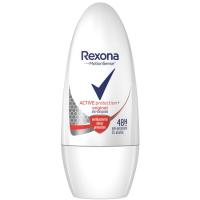 Desodorante para mujer antibacterial We15 REXONA, roll on 50 ml