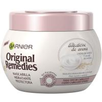 Mascarilla Delicate ORIGINAL REMEDIES, tarro 300 ml