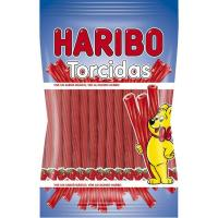 Torcidas de fresa HARIBO, bolsa 175 g