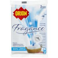 Antipolillas pinza fragancia ropa ORION, pack 2 uds.