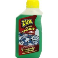 Fregasuelos sumideros ZUM, spray 500 ml
