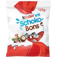 Huevos Schokobons KINDER, bolsa 125 g