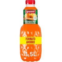 Néctar de naranja-zanahoria GRANINI Ace, botella 1,5 litros