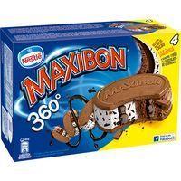 Maxibon 360 NESTLÉ, pack 4x80 g