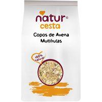 Copos de avena multifrutas NATURCESTA, 1 kg