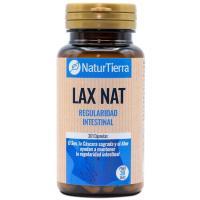 Laxante natural NATURTIERRA, caja 30 unid.